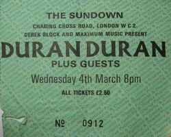Plumboy1 credits sundown club london wikipedia ticket duran duran