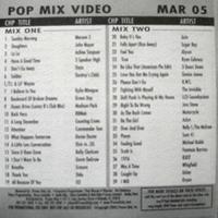Promo only pop mix video dvd march 2005 duran duran 1