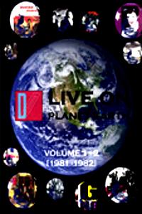 Duran duran Live On Planet Earth vol. 7-8