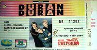Ticket DURAN DURAN 1987-05-30 ticket