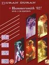 B HAMMERSMITH '82! live dvd video wikipedia duran duran cd dvd