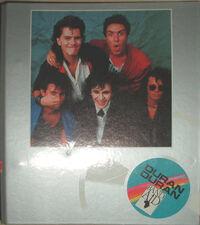 Duran Duran Band Aid Ring Binder wikipedia