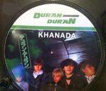 Khanada bootleg picture disc song duran duran wikipedia com