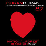 NATIONAL FOREST, BRUXELLES, 31 MARCH, 1987 wikipedia duran duran discogs