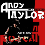 Andy taylor live in tokyo 1987 duran duran