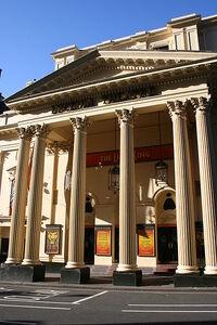 Lyceum Theatre wikipedia duran duran show