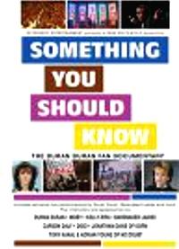 Something you should know duran duran dvd