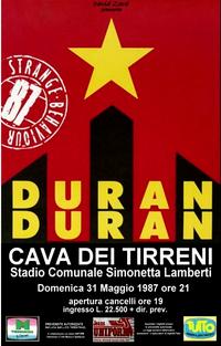 DURAN DURAN LIVE IN CAVA DE' TIRRENI