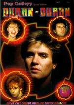 Duran duran pop gallery magazine az