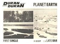 Duran duran planet earth 1