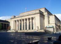 City Hall, Sheffield wikipedia duran duran show 1989