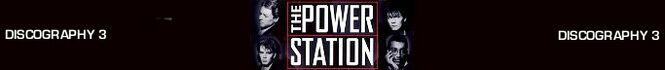 Power station discography discogs wikipedia duran duran QQ