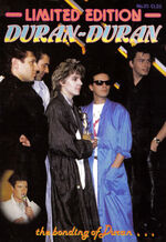 Duran-duran-limited-edition-magazine-no-25