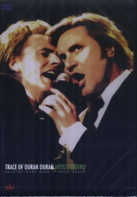 Trace of Duran Duran front