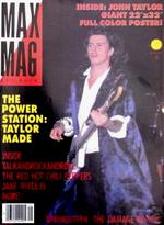 Max Mag magazine duran duran wikipedia no