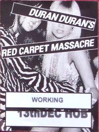 Duran duran house of blues 13 dec