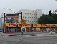 Tower Records Sunset