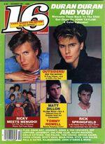 1 16 magaine december 1983 duran duran