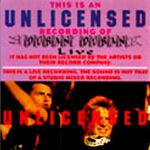 Duran duran UNLICENSED RECORDING