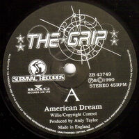 DURAN DURAN THE GRIP AMERICAN DREAM