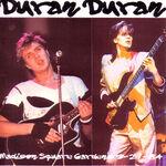 Madison square garden wikipedia duran duran 1984 bootleg discogs