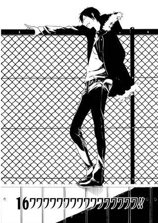 Durarara!! Manga Chapter 016