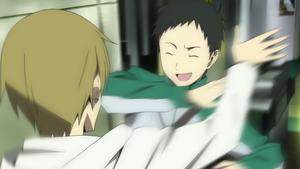 Masaomi and Mikado
