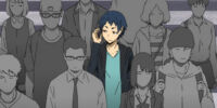 Durarara!! x2 Ten Episode 10
