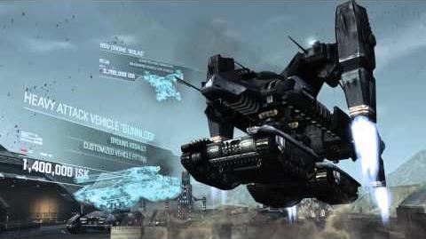DUST 514 E3 2011 Trailer