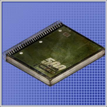 File:500 Sheets Of Wide Ruled Notebook Paper Model Duty Calls.png