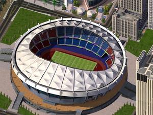 Kalama Stadium daytime