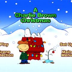 A Charlie Brown Christmas Menu