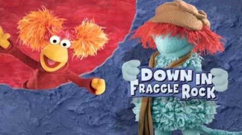 Fraggle Rock Down in Fraggle Rock VMGM Menus