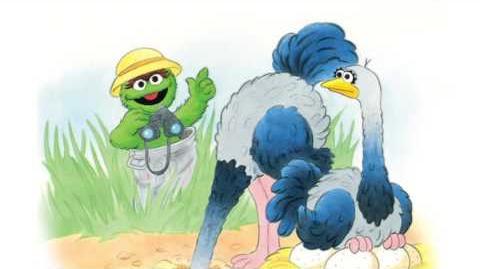 Sesame Street - Alphabet Storybooks (O)