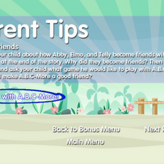 Parent Tips Page #1