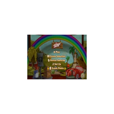 The Muppet Movie - Main Menu Screenshot 1