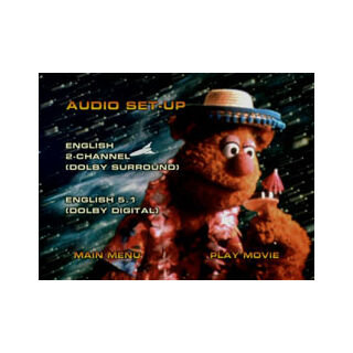 Muppets From Space - Audio Set-Up