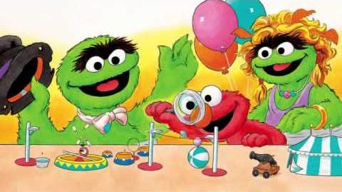 Sesame Street - Alphabet Storybooks (F)