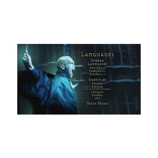 Harry Potter and the Order of the Phoenix - Languages