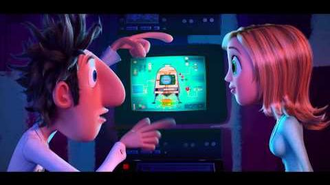 Cloudy with a Chance of Meatballs Trailer (Coming to Blu-ray and DVD) Blu-ray version