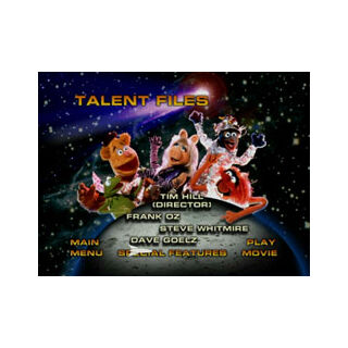 Muppets From Space - Talent Files