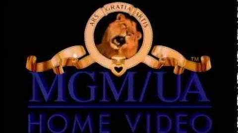 MGM UA Home Video (1993) Closing