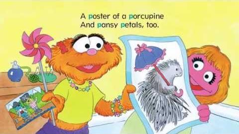 Sesame Street - Alphabet Storybooks (P)