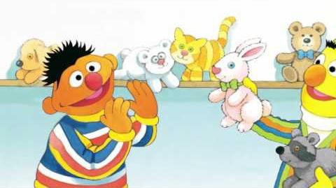 Sesame Street - Alphabet Storybooks (R)