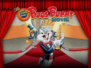 Looney Bugs Bunny Movie J00 5L 1