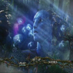 James Cameron's Avatar: Disc One Menu