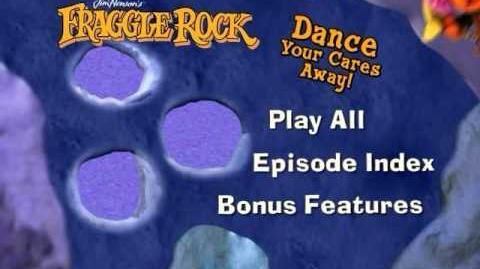 Fraggle Rock Dance Your Cares Away Bonus Play All Transition