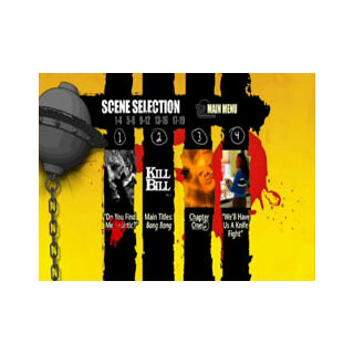 Kill Bill: Volume 1 - Scene Selection