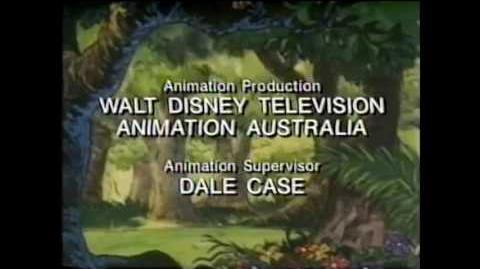 Winnie the Pooh Imagine That Christopher Robin end credits