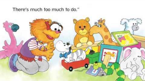Sesame Street - Alphabet Storybooks (Z)